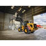 Wheeled loader  427HT AGRI, JCB