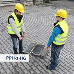 PPH-2- HG- haaratsi käepideme, Probst