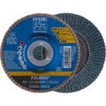 Lameļu slīpdisks 125mm Z60 PSF PFC POLIFAN, Pferd