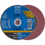 Diskas vėduoklinis 180mm A40 PSF PFC POLIFAN, Pferd