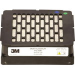Dustmaster dulkių ir kvapų filtras P2 CR180804732, 3M