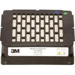 Tolmu- ja lõhnafilter P2 Dustmaster CR180804732, 3M