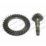 Crown wheel and pinion, JCB