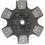 "Clutch disc 331/14487, 447/02500, 476/02600, 477/0161 SACHS 1 3/8"", Granit"