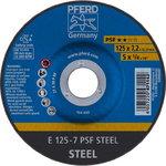 Šlif.disk.metalui 125x7,2mm A30 P PS-F, Pferd