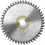 Pjūklo diskas HW 260x2,4x30, WZ/FA64, -5°, Festool