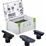 Lisatarvikute komplekt kohvris VAC SYS VT Sort, Festool
