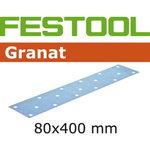 Lihvpaberid GRANAT / 80x400 / P150 / 50tk, Festool