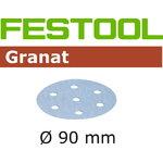 Lihvkettad GRANAT / STF D90/6 / P100 / 100tk, Festool