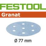 Lihvkettad GRANAT D77/6 / P150 - 50 tk, Festool