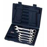 Kombinuotų raktų komplektas  8-19mm 6-vnt GEAR+, KS tools