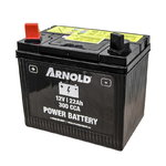 Akumulators 12V 22Ah, ARNOLD