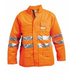 Cut Protection Jacket Commune 46-48 S, RATIOPARTS