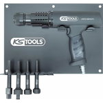 compressed air chisel hammer set 6-pcs, Kstools