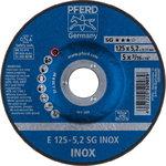 INOX lihvketas 125x5mm A30 N SG-INOX, Pferd