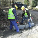 Įrankis plytelių-blokelių gabenimui BZ, Probst