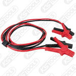 Jump leads set with surge protection Ø35mm, Kstools