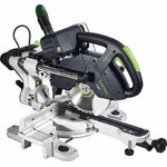 Sliding compound mitre saw KS 60 E, Festool