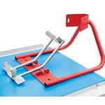 Recilining wheel lock vice, OMCN