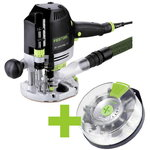 Ülafrees OF 1400 EBQ-Plus + Terad OF-S 8 / HW - 10tk, Festool