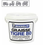 Tire mounting grease  4kg TIGRE 80, MICHELIN