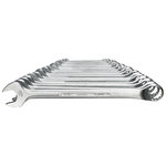 1 B-017 raktų kompl. 6-22 mm, kombi, pastiprinti, Gedore