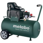 Kompresors Basic 250-50 W OF, bez eļļas, Metabo