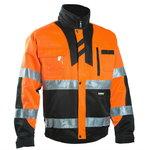 Striukė Dimex 6019 oranžinė/juoda XL