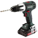 Cordless drill SB 18 LT Compact / 2,0 Ah, Metabo