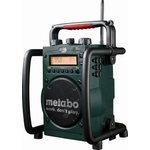 raadio-laadija RC 14.4-18 V, METABO