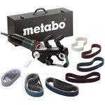 Vamzdžių šlifavimo įrankis RBE 9-60 INOX su priedų rinkiniu, Metabo