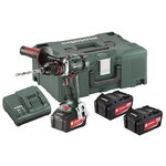 Akutrell BS 18 LTX Impuls SET / 3x4,0 Ah + ActionCam, Metabo