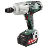 Cordless impact wrench SSW 18 LTX 600 / 5,2 Ah, Metabo