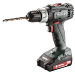Akutrell BS 18 L, 13mm, 18V / 2,0Ah, Metabo