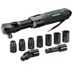 Pneumatic screw driver 1/2`` - DRS 68 Set, Metabo