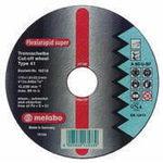 INOX lõikeketas 115x1,6x22 A 46 R, Metabo