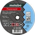 INOX lõikeketas 150x1,6x22 mm, A30R, Metabo