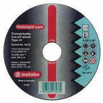 INOX lõikeketas 115x1,0x22 A 60 R, Metabo
