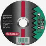 Diskas pjovimo akmeniui 125 x1,5mm, Metabo