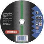 Metallilõikeketas 350x3,5x25,4 mm, A30S. CS 23-355, METABO