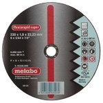 INOX lõikeketas 180x1,6x22 A46U, METABO