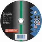 DiskasS pjovimo 350x3,0x25,4 mm, A24M. CS 23-355, METABO