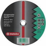 Diskas šlifavimo akmeniui 230x6mm, Metabo