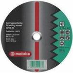 Šlifavimo diskas 125x6x22 C24N, METABO