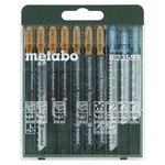 Jig saw blade assortment, Metabo