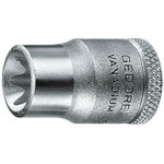 padrun3/8 E11 Torx TX30, Gedore