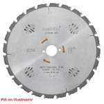 Pjovimo diskas 190x2,2/1,4x30, z48, WZ, 15°. Precision Cut. KS 66 / KSE 68, Metabo
