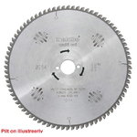 Saeketas 160x2,2/1,4x20, z54, FZ/TZ, 8°, Multi Cut. KS 55, Metabo