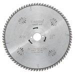 Pjovimo diskas 210x2,6/1,8x30, z54, FZ/TZ, 5° neg. Multi cut, METABO