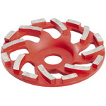 Diamond cup-wheel for concrete 125 mm. RS 14-125 / 17-125, Metabo